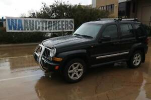 2005 Jeep Cherokee CRD Limited 4x4 - FOR SALE Wangara Wanneroo Area Preview