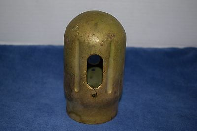 Screw On Acetylene Torch Tank Cap - Welding - Repurpose