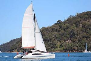 Pescot Whitehaven 11.7 Catamaran Sydney City Inner Sydney Preview