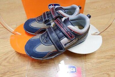 Scarpe shoes tennis bambino CHICCO NR. 28 color blu NUOVE! usato Caidate 4bb67f13e60