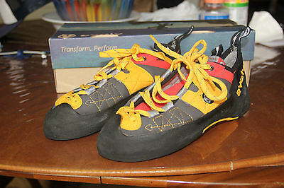 Evolv Rock Climbing Shoes Mens 7.5 9 Womens *New**