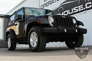 2015 Jeep Wrangler Sport JUST TRADED IN!