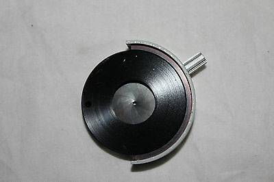 Leitz Wetzlar Microscope Part Round Iris Diaphragm Mikroskop