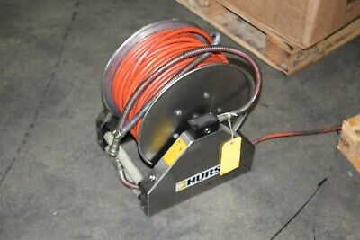 Hurst Jaws Of Life 100 Hydraulic Hose Reel Welectric Rewind