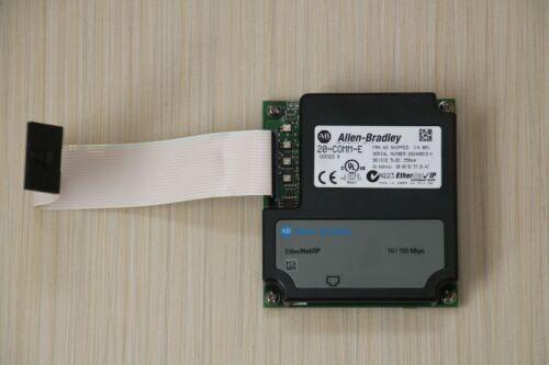 Allen Bradley 20-COMM-E ETEHRNET IP COM module VFD Drive *Excellent Codition*