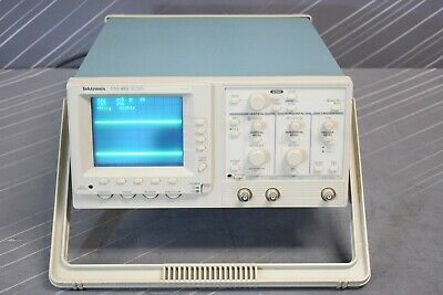 Tektronix Tas465 100 Mhz 2 Channel Analog Oscilloscope