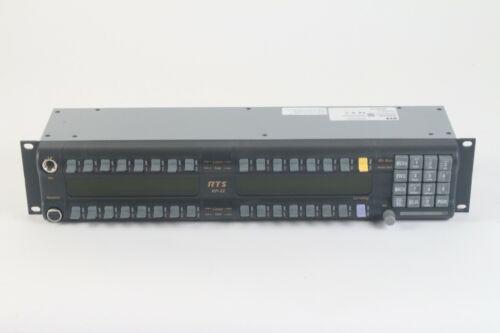 RTS KP32B4FRCGLNC KP-32 BLK 4F W/RC GRN NC Key Panel Matrix Intercom New OpenBox