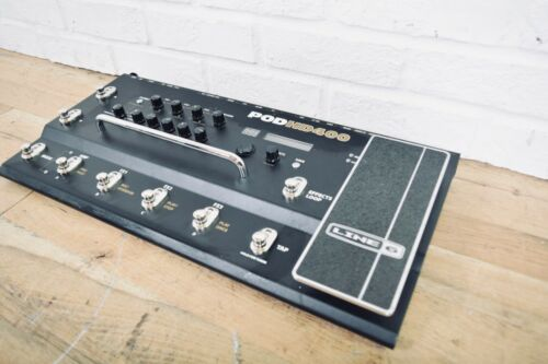Line 6 POD HD400 Multi Effects Guitar Pedal in excellent condition (ChurchOwned)