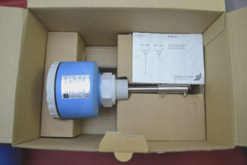 Endress+Hauser Point level switch Soliswitch FTE31-A2A12K (w/ Rotary paddle)