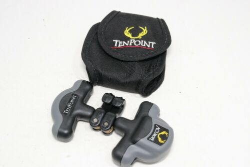 TenPoint ACU-Rope Cocking Aid Archery Crossbow Hunting With Pouch Looks Unused