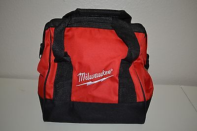 "Brand New Milwaukee M18 M12 Heavy Duty Canvas Tool Bag 11""x10""x11"""