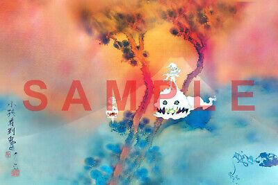 Hypebeast Posters Kanye West Kid Cudi Pop Art Kids See Ghost Collage Poster