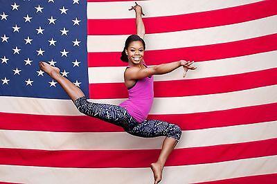 Gabby Douglas Poster Olympics J  Multiple Sizes