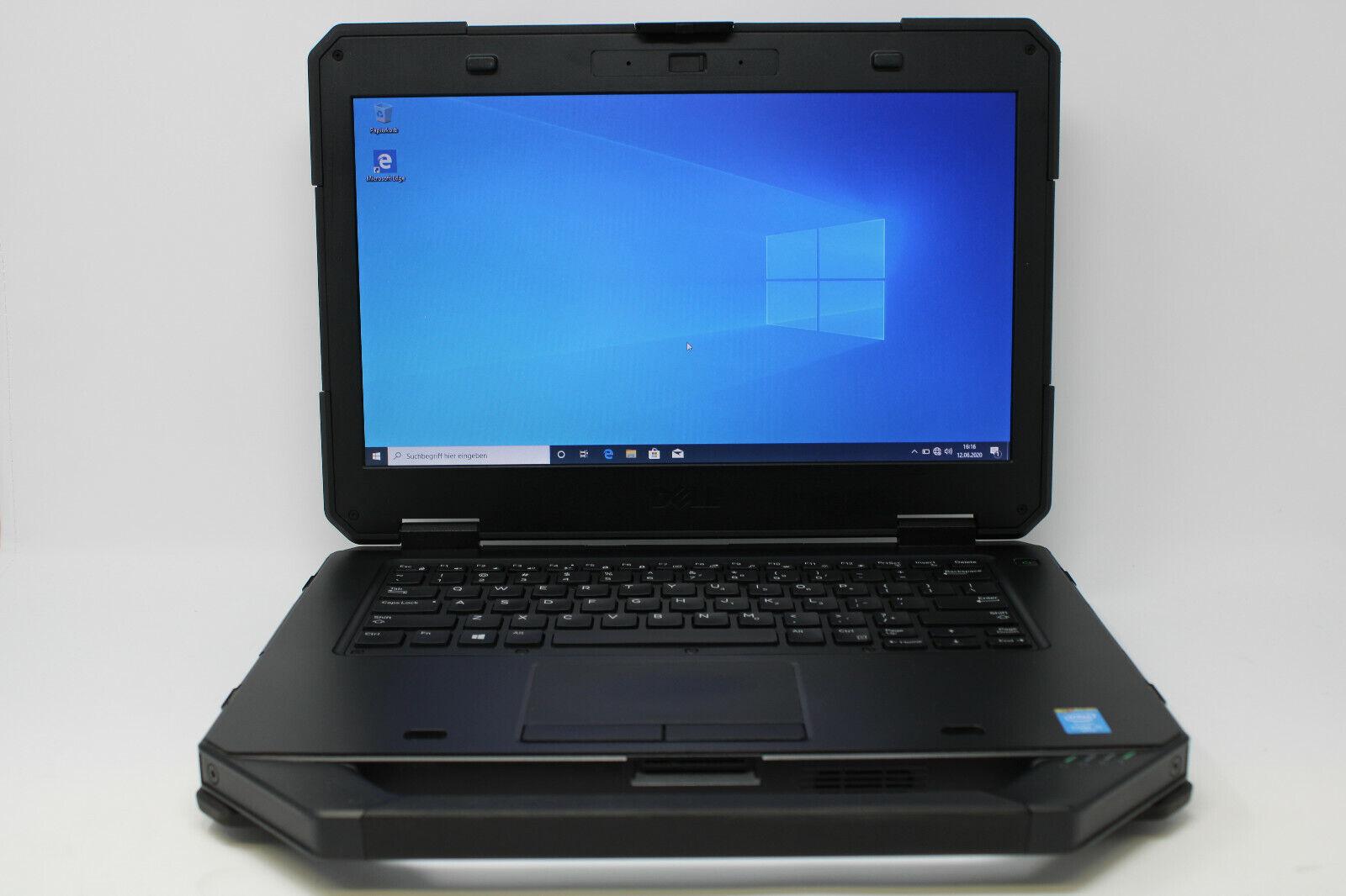 Dell Latitude 5404 Rugged Outdoor Notebook Core i5-4310 8GB 128GB SSD Win10