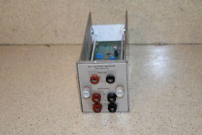 Tektronix 016-0606-00 X-y Output Module Aa