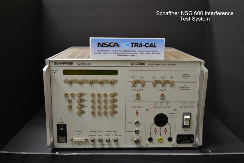 Schaffner NSG 600 (w/603A; 622; 625) - IN STOCK