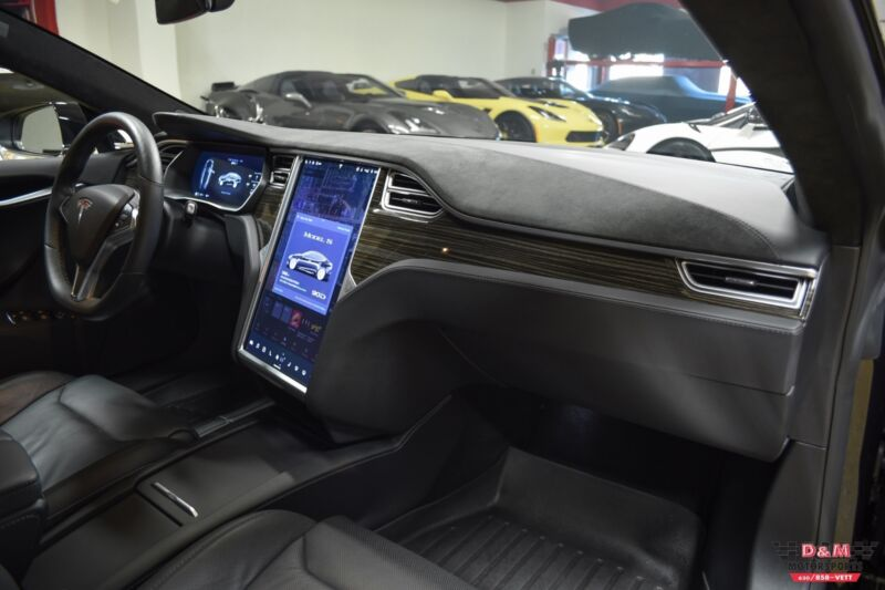 Image 12 Coche Americano usado Tesla Model S 2017