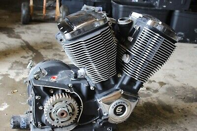 13 Victory Cross Country Engine Motor