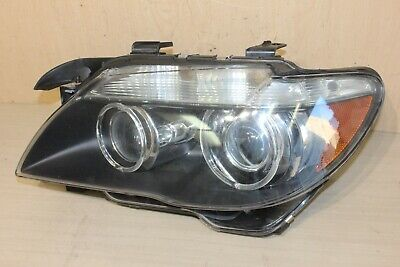 06-08 BMW 7 SERIES LIGHT HEADLIGHT AFS HID XENON GENUINE OEM EXCELLENT LEFT