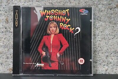 Philips CDI/CD-i: Who Shot Johnny Rock?
