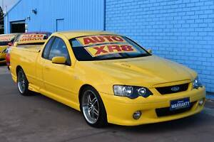 2005 Ford Falcon Ute BA Mk II XR8 Magnet Ute 5.4 litre Enfield Port Adelaide Area Preview