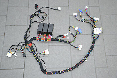 Ferrari 360 Cable Loom Interior Left LH Tunnel Cables Harness 188898