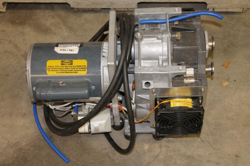 nuvac vacuum pump