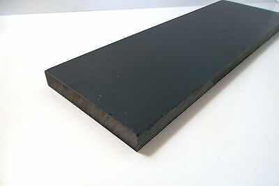 7876) PVC, Polyvinylchlorid, dunkelgrau, 25mm