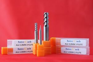 3-Flute-Solid-Carbide-Intercarb-End-Mill-Aluminium-Cutter