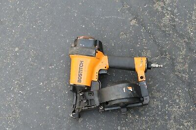 Bostitch Rn45b Coil-fed Pneumatic Roofing Nailer