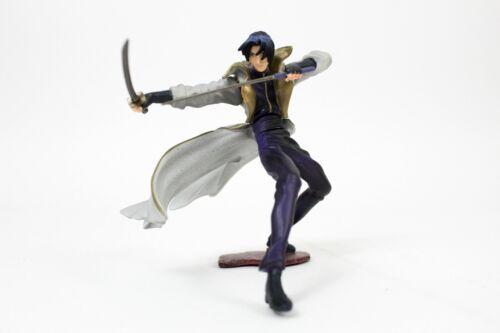 Aoshi Shinomori Figure Story Image Rurouni Kenshin Anime Series 2