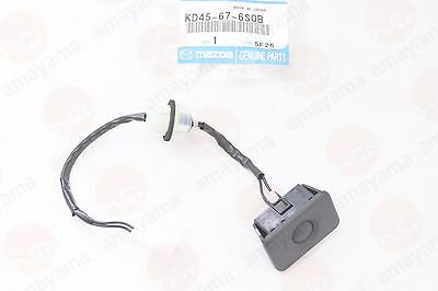 MAZDA SWITCH, REQUEST - LIFTGATE. BODY RELAYS & UNIT KD45676S0B  *GENUINE*