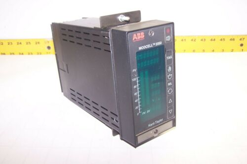 ABB KENT-TAYLOR MODCELL 2050 SINGLE LOOP CONTROLLER MODULE