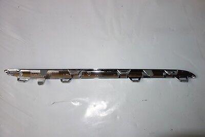 Original Mercedes B Klasse W246 Zierleiste Chrom A2468881985 gebraucht kaufen  Schrobenhausen