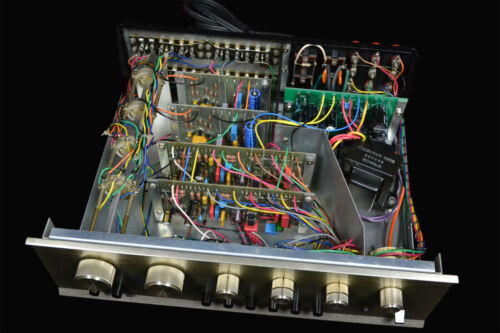 Dynaco PAT-5 Preamp with upgrades
