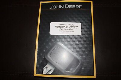 John Deere 655c 755c Ii Crawler Loader Operation Test Service Manual Tm2313