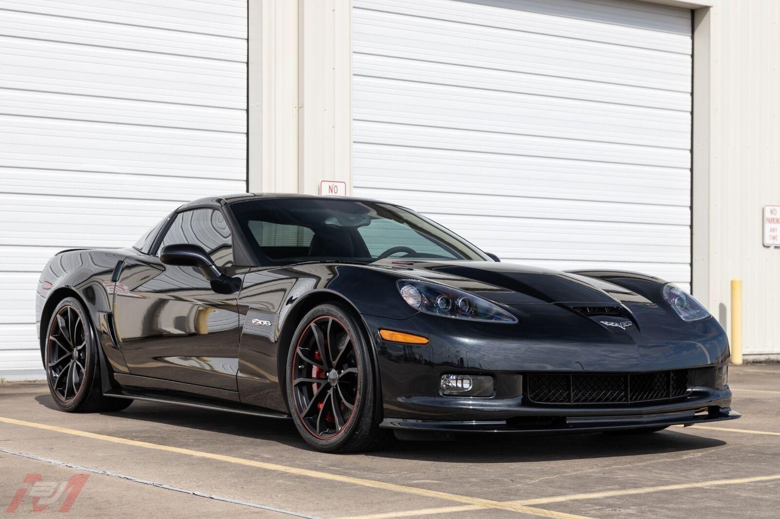 2012 Carbon Flash Metallic Chevrolet Corvette Z06    C6 Corvette Photo 5