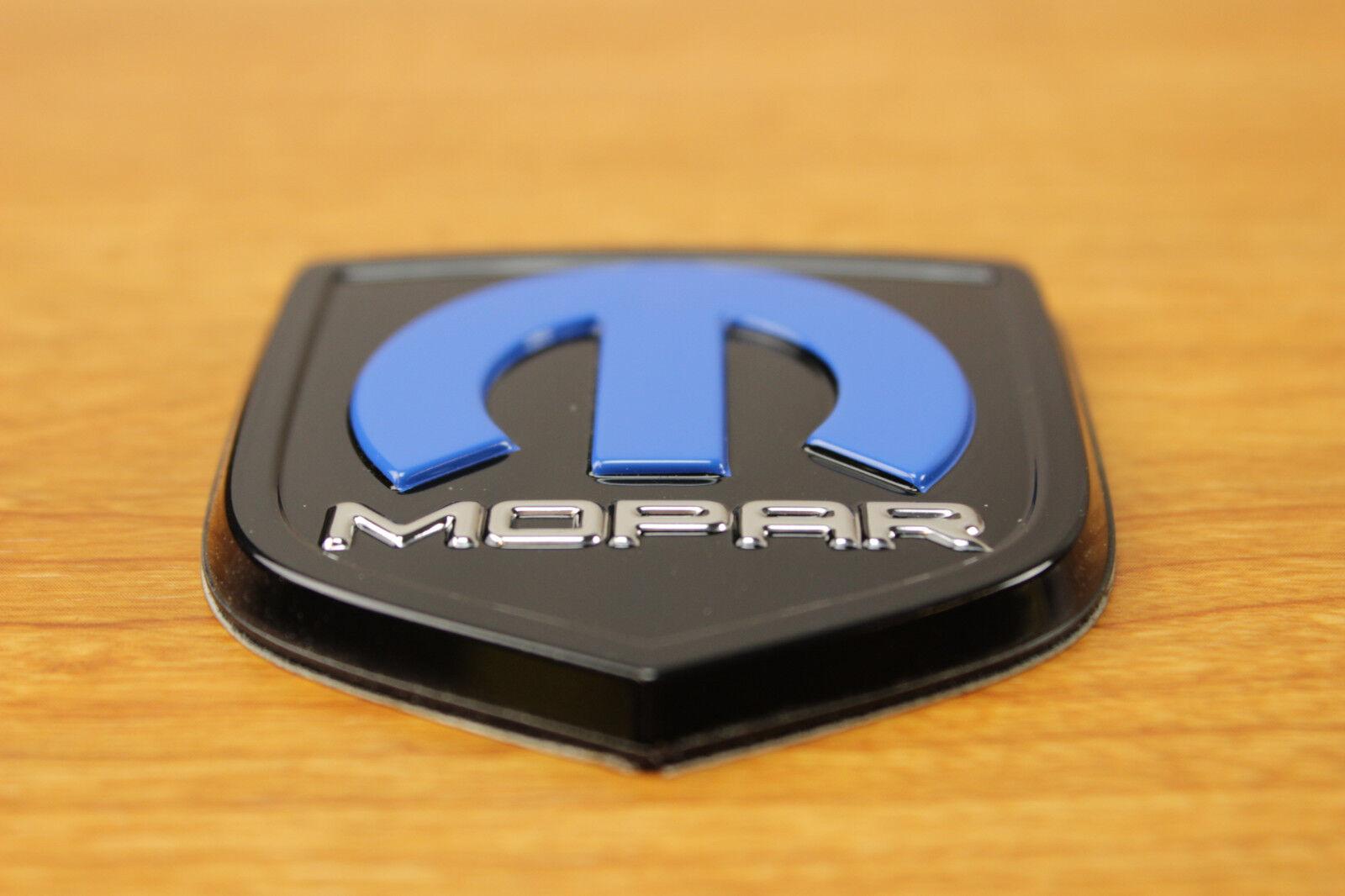 Dodge Charger Challenger Ram Mopar 10 Special Edition Emblem Nameplate Nose Oem