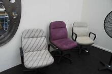 3 Camatic office chairs Brighton Bayside Area Preview