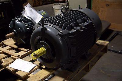 Rebuilt Siemens 40 Hp Electric Motor 460 Vac 1780 Rpm 324t Frame 3 Phase