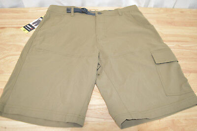 NWT Gerry Men's Venture Cargo Shorts w/ Adjustable Waist, Variety Available!