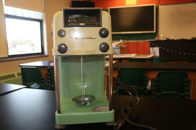 Vintage Laboratory Equipment Mettler Analytical Balance