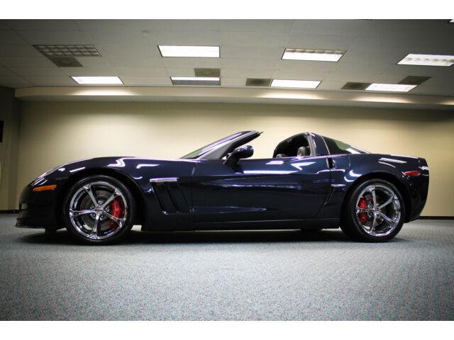 2013 blue corvette grand sport 3lt for sale easley south carolina dealer. Black Bedroom Furniture Sets. Home Design Ideas