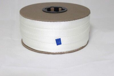 Cajun Mule Line - 58 Inch - 1800 Lb. - Pull Tape - Polyester - 350 Feet - Usa