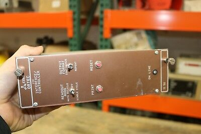 Ortec 779 Nim Bin Interface Controller