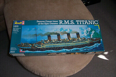 Revell Bausatz, RMS Titanic