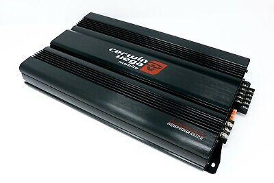 NUEVO Cerwin-Vega CVP2500.5D Amplificador de amplificador de audio para automóvil Clase D de 2500 canales y 5 vatios