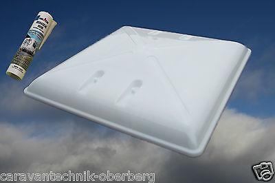 MPK Dachhaube Dachluke Dachfenster 460 mit Netz und Rol…  