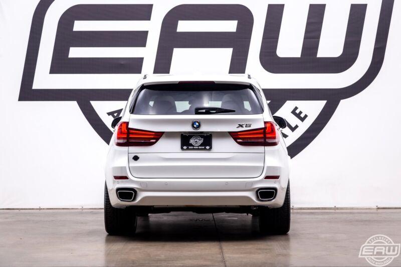 Image 11 Voiture Européenne d'occasion BMW X5 2018