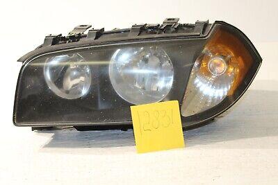 🚘 04 05 06 BMW X3 Halogen Driver Left Headlight Head Lamp Light 12831
